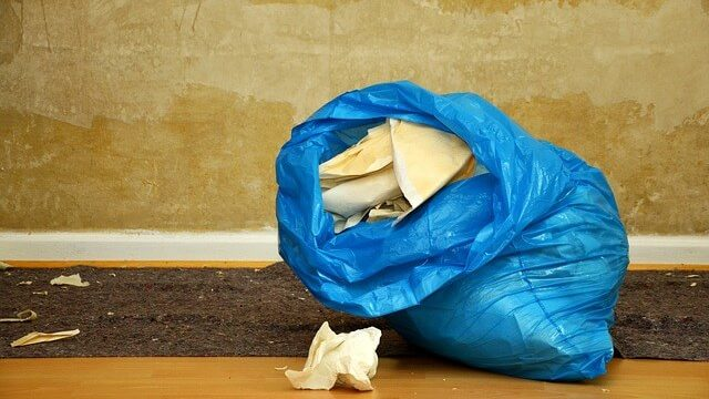 プラスチック類(資源ごみ)を週一回、スマートに出す方法