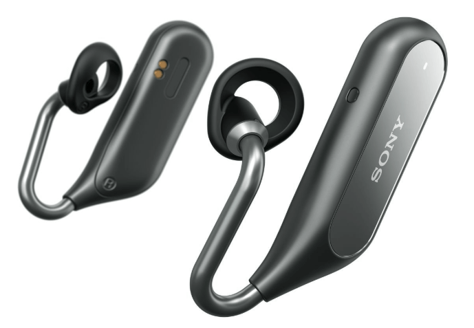 「Xperia Ear Duo」は耳を塞がない新感覚イヤホン