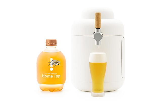 「キリン ホームタップ」ビールサーバーのサイズ、大きさ、重量
