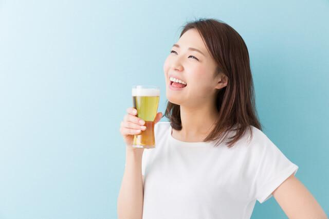 キリンホームタップで美味しい生ビールを飲む