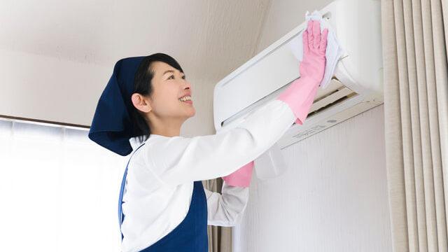エアコンのクリーニングは自分で掃除(DIY)できない!おそうじ本舗に頼んでみた